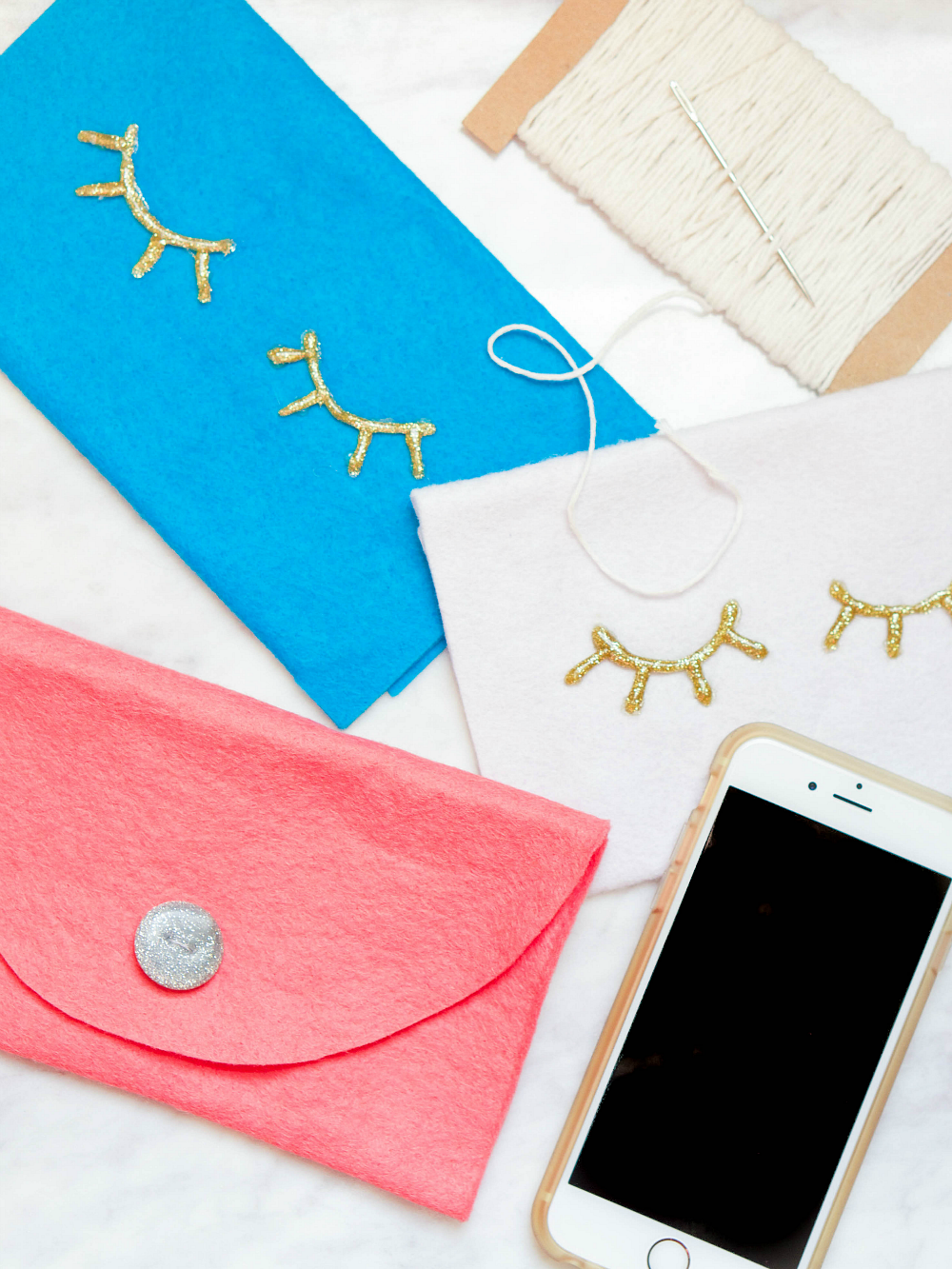 How to Make an iPhone Case Using Hot Glue
