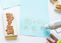 Save the Date Cards and Invitations - Easy