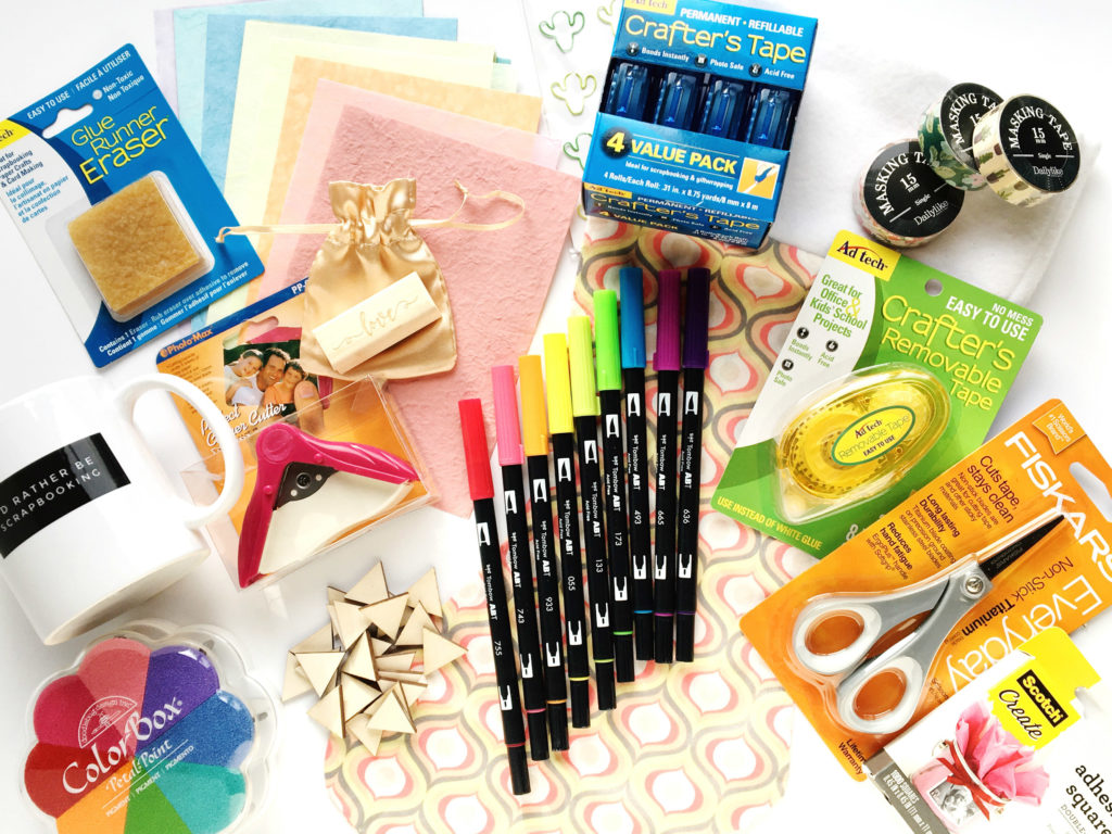 Scrapbook Stocking GIVEAWAY! | The Studio Blog | Enter by December 15!