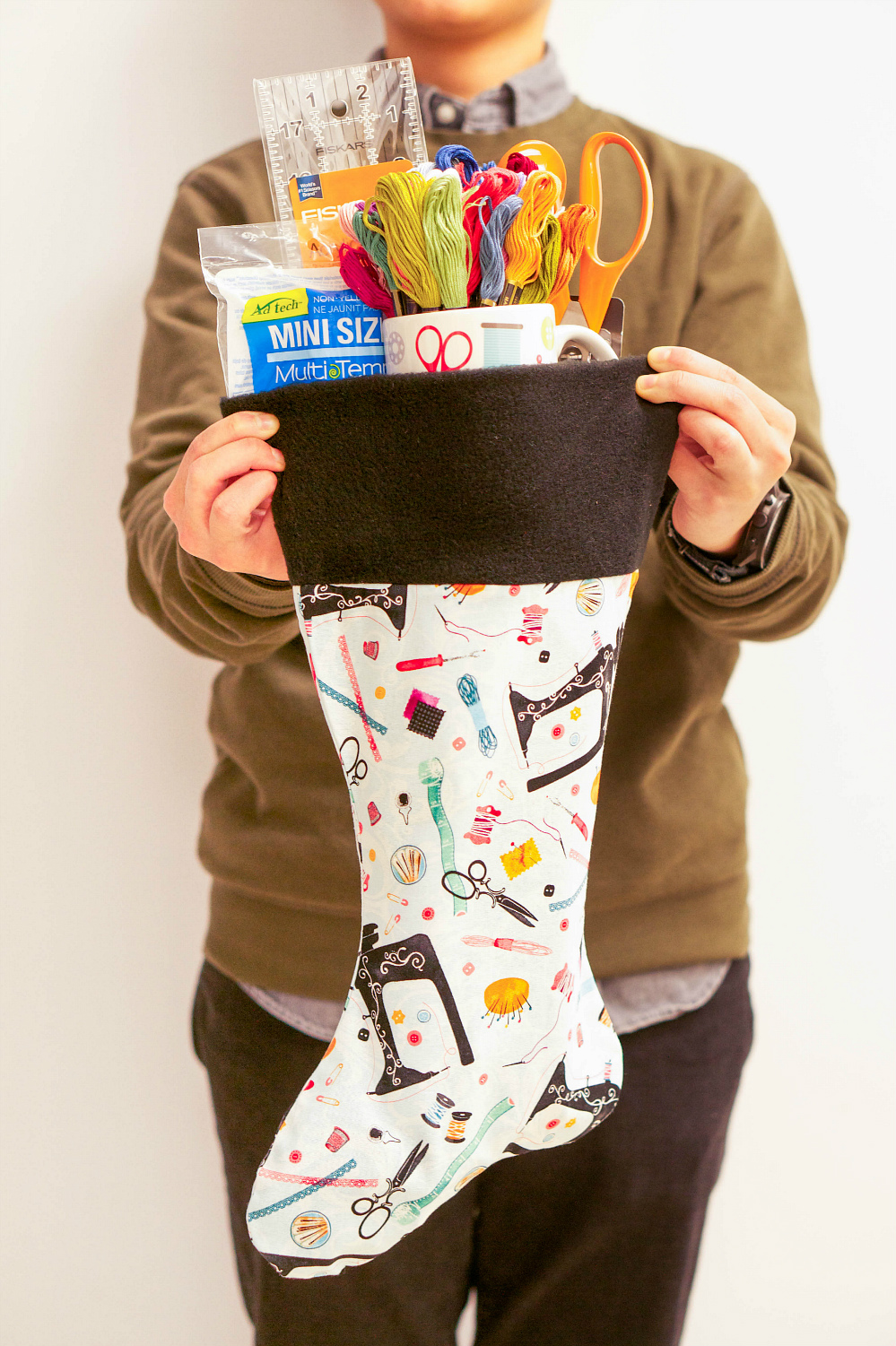 Seamstress Stocking GIVEAWAY! | The Studio Blog