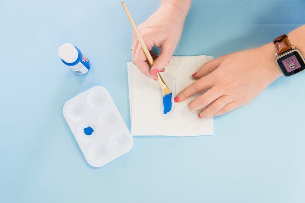Make Your Own Hot Glue Sea Glass | The AdTech Studio Blog | Adhesive Technologies