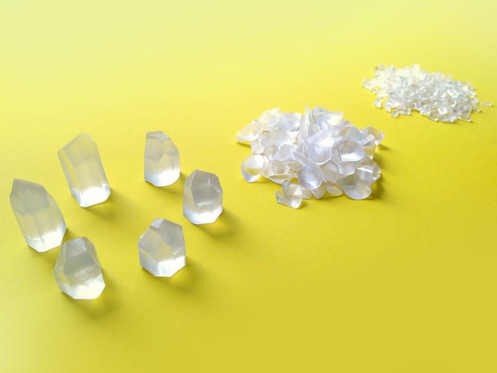 TheStudio By AdTech - Geodes Made From AdTech® Hot Glue Sticks