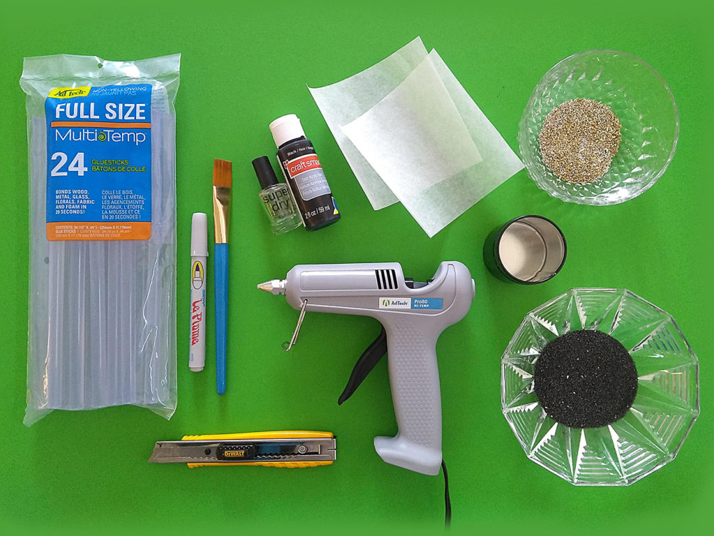 AdTech Pro 80 Glue Gun Project - Glue Stick Geodes