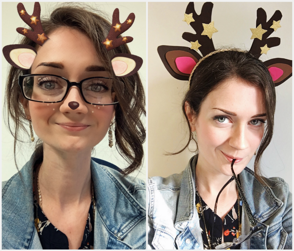 3 Last-Minute SNAPCHAT Halloween Costumes | The Studio Blog