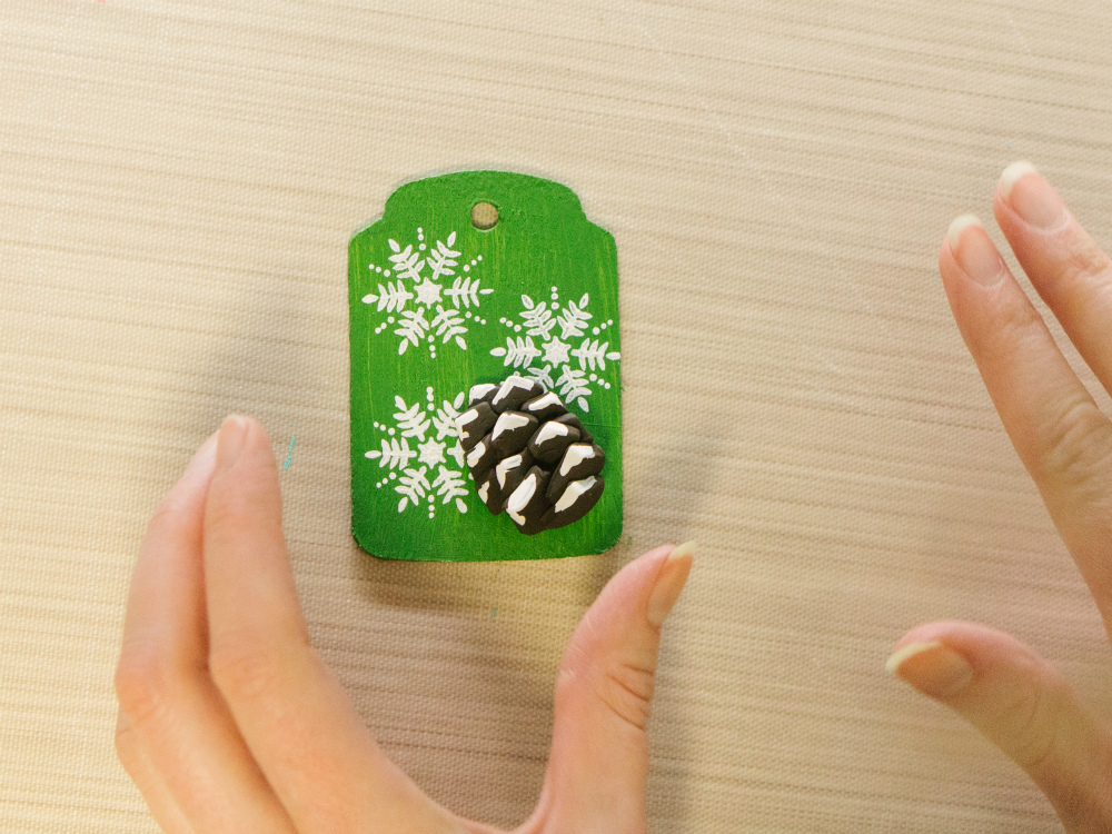Make Your Own (Fancy) Holiday Gift Tags! | The Studio Blog at AdTech