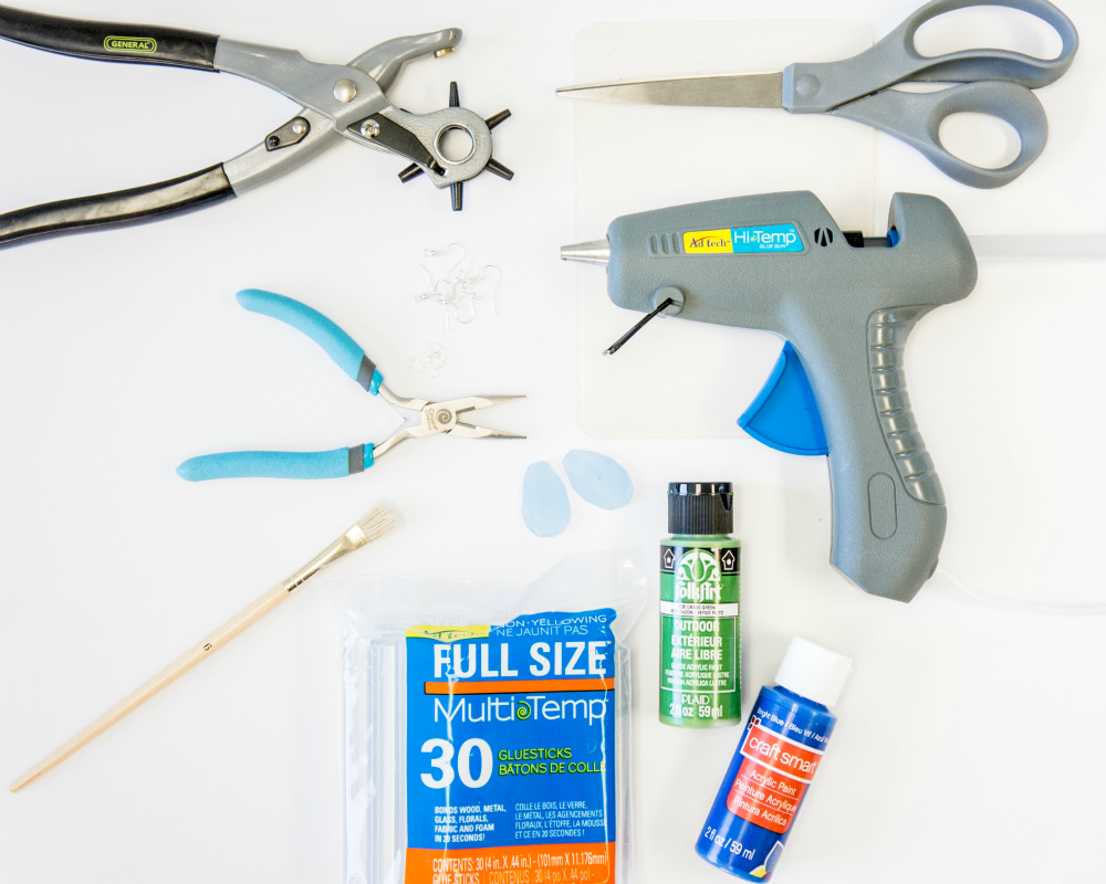 Sea Glass from HOT GLUE! | The Studio Blog