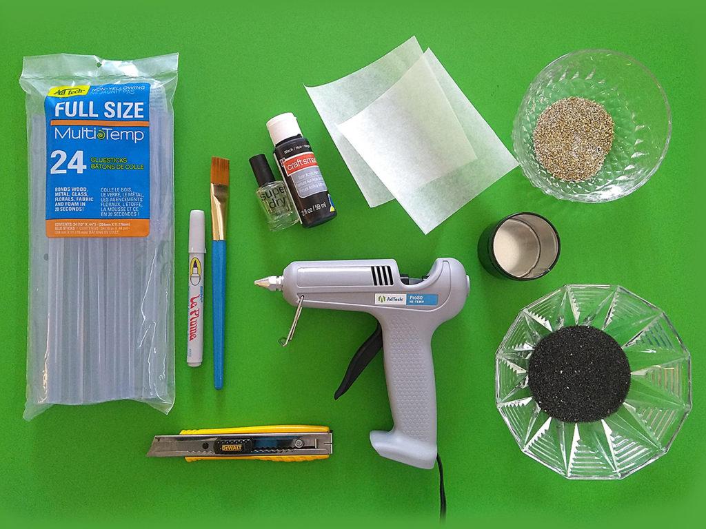 AdTech Pro 80 Glue Gun Project - Glue Stick Geodes
